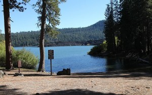 Lodging Butte Lake Campground