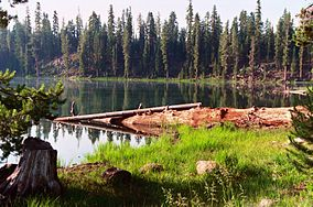 Activities Fishing in McCoy Flat Reservoir Lassen County