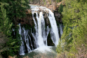 Sights Burney Falls