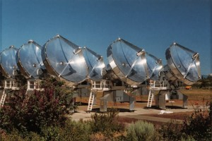 Adventure Satellites at Hat Creek Radio Observatory