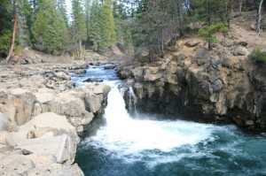 Road Trip McCloud Mt. Shasta McCloud River Falls