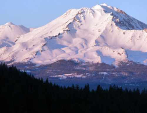 Road Trip to McCloud and Mt. Shasta